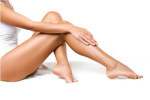 Laserepilation für Unterschenkel und Oberschenken oder komplette Beine