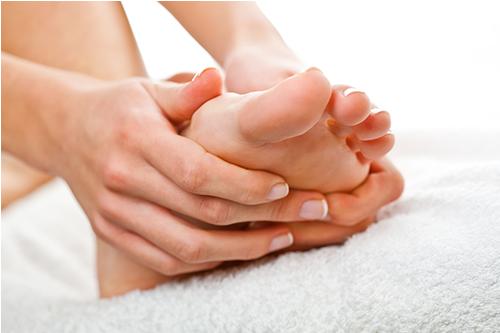Dauerhafte Enthaarung an Händen und Füßen