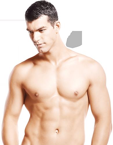 Laserbehandlungen für Haare am Oberkörper und Ganzkörper